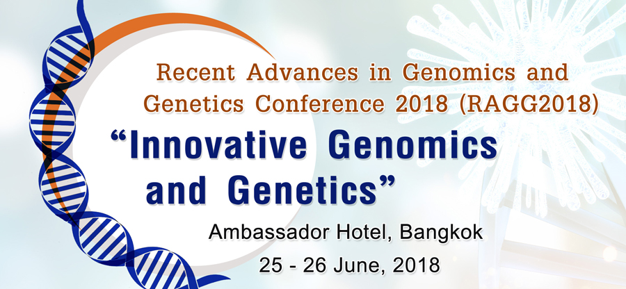 [Exhibition] Agilent/Genomax attends RAGG2018
